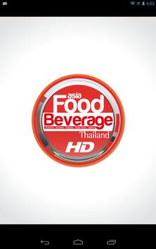 Asia FOOD BEVERAGE Thailand poster