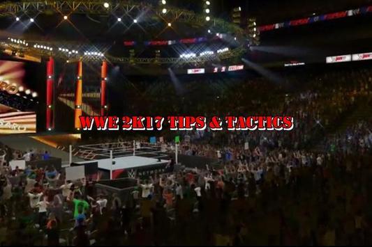 GUIDE & TIPS WWE 2K17 poster