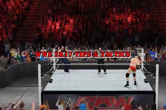 GUIDE & TIPS WWE 2K17 apk screenshot
