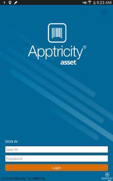 Apptricity Asset Management apk screenshot