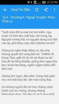 100 Ngôn Tình Tuyển Chọn apk screenshot