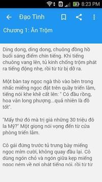 Ngôn Tình Hắc Bang apk screenshot
