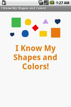I Know My Shapes poster