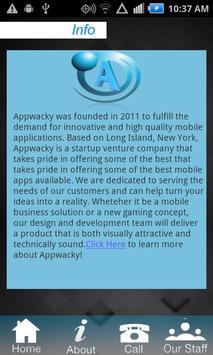 Appwacky apk screenshot