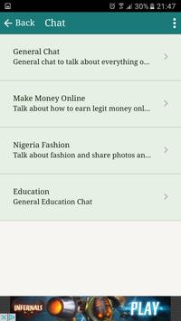 Nigeria Chat apk screenshot