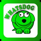 New Whatsdog WA icon