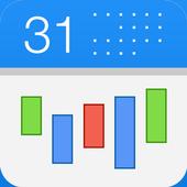 Calendar App by CalenMob icon