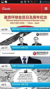 Winvest Global apk screenshot