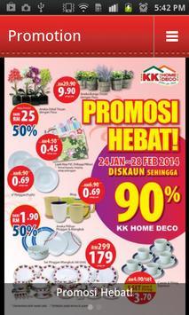 KK Home Deco poster