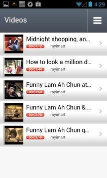 MyiMart apk screenshot