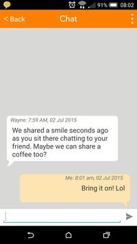 Appy Chat - Missed Connections apk screenshot