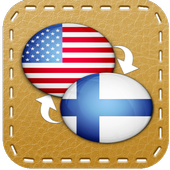 Finnish English Dictionary icon