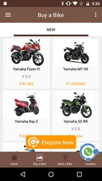 Yamaha Bikers Point apk screenshot