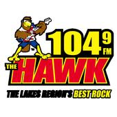 104.9 The Hawk icon