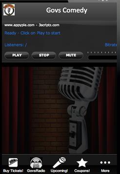 Govs Comedy apk screenshot
