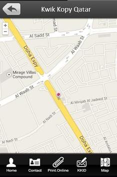 Kwik Kopy Qatar apk screenshot