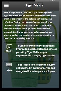 Tiger Maids poster