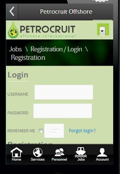 Petrocruit Offshore apk screenshot