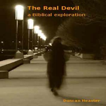 Bible Devil poster