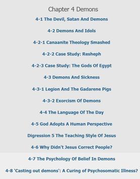 Bible Devil apk screenshot
