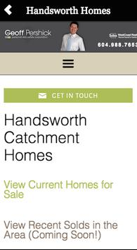 Handsworth Homes apk screenshot