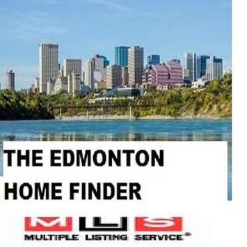 Real Estate App Edmonton poster