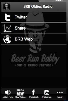 BRB Oldies Radio apk screenshot