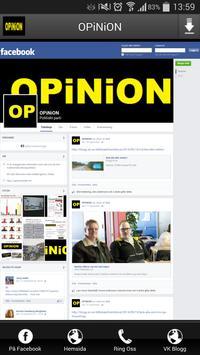 OPiNiON apk screenshot