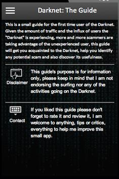 Darknet: The Guide poster
