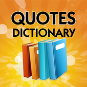 Quotes Dictionary icon