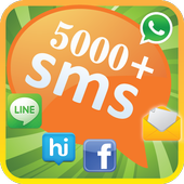 Best SMS Collection - 5000+SMS icon