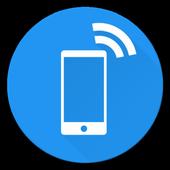 Portable WiFi hotspot icon