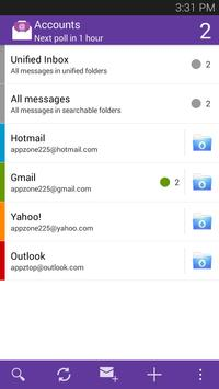 Email for Yahoo Mail App apk screenshot