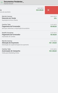 Aprovador apk screenshot