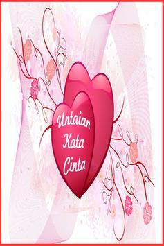Untaian Kata Cinta poster