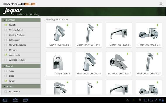 Catalogue apk screenshot
