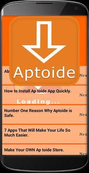 aptode Free Download Guide apk screenshot