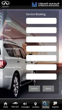 Al Masaood Automobiles apk screenshot