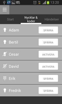 Aptus apk screenshot