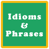 Idioms and Phrases Dictionary icon