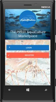 AquaBrahma poster