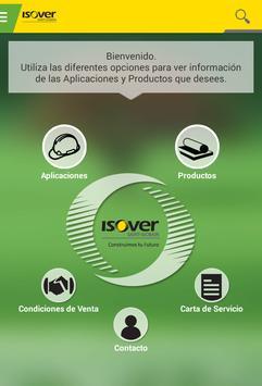 Soluciones Aislamiento ISOVER poster
