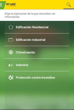 Soluciones Aislamiento ISOVER apk screenshot