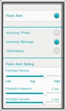 Call Alert: Flash Notification apk screenshot