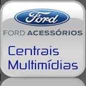 Centrais Multimídias Ford icon