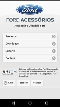 Centrais Multimídias Ford poster