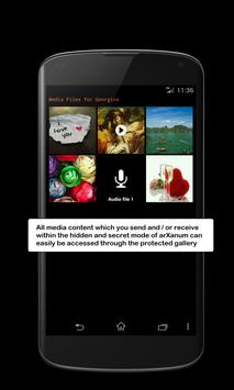 Hide SMS Hide Messages Texting apk screenshot