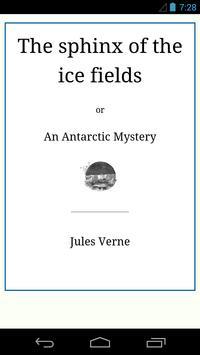 Jules Verne Selected Works apk screenshot