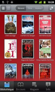 Archambault – My books poster