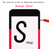 Snaup Save download guide icon